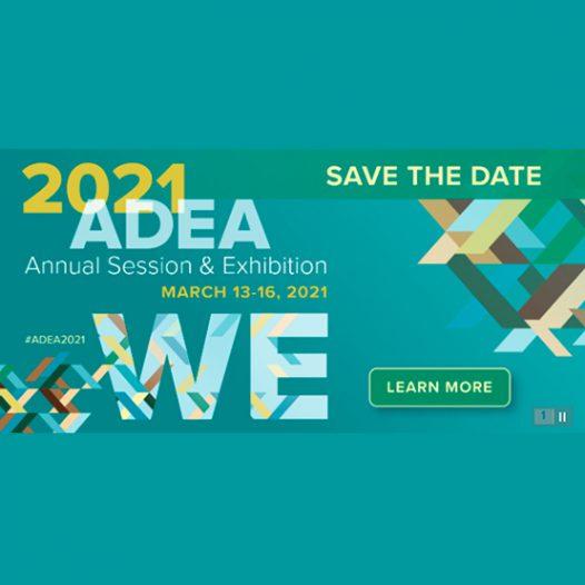 2021 ADEA Annual Session & Exhibition