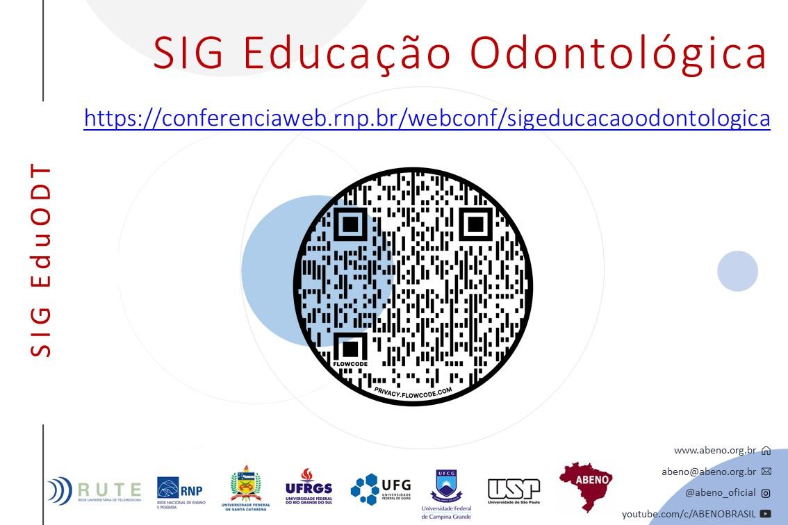 O SIG EduODT se reúne mensalmente para tratar temas relacionados à educação odontológica. Saiba mais!